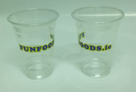 300ml Slush Cups from funfoods.ie