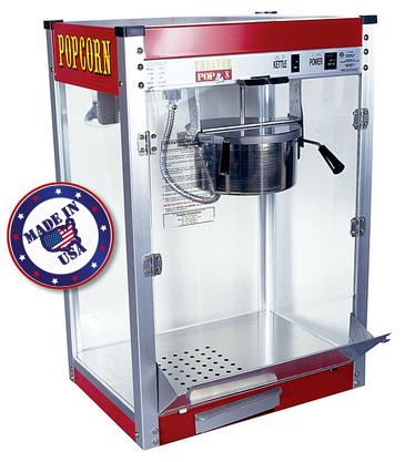 8oz Paragon Popcorn Machine