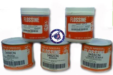 Flossine Candyfloss colouring