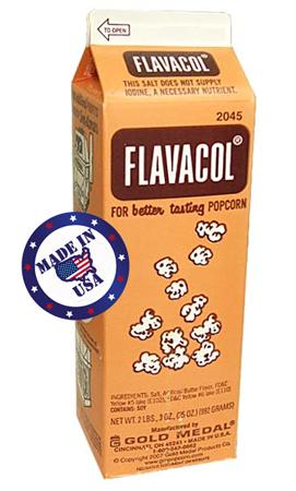 Popcorn Salt/Flavouring