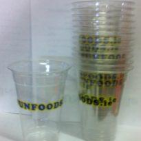 210ml Slush cups