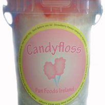 Small Candyfloss Tubs (Filled)
