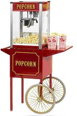 Popcorn Hire