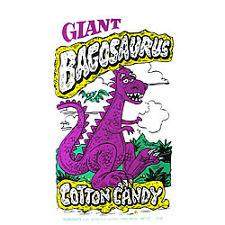 bagosaurus giant candyfloss bags